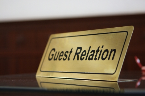 Guest Relations at Riviera on Vaal Hotel and Country Club
