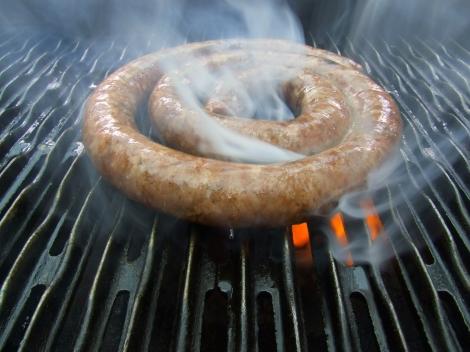 Inyama means meat in Zulu