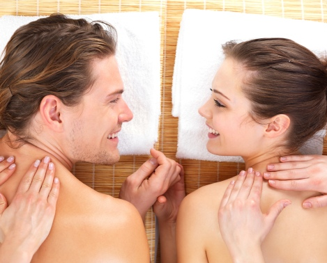 Couples Spa - The way to go at Zorgvliet Spa