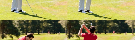 Practise your swing at Riviera on Vaal Country Club