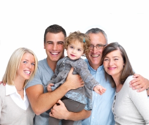 Build a strong family unit