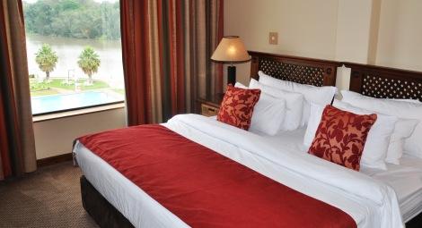 Riviera on Vaal room view