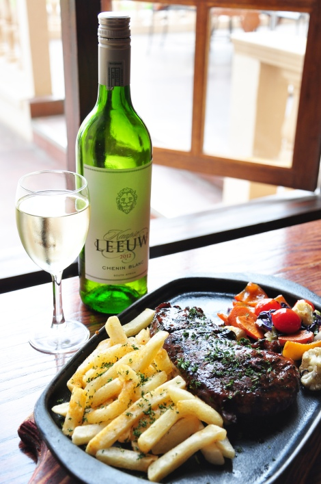 Best steak on Vaal