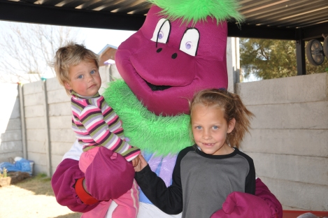 Riviera on Vaal Cookie Project for Matt's Foundation