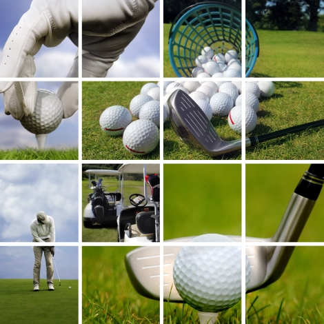 How to arrange a golf day