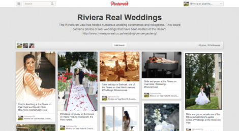 Riviera Real Weddings