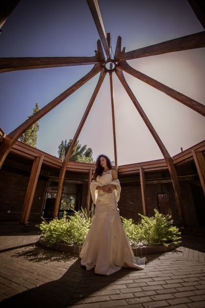 Combine your wedding photos with Maccauvlei's architecture