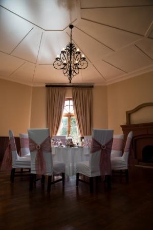 Maccau Feathers - The perfect wedding reception venue