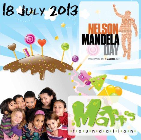 Matt's Foundation Mandela Day 2013