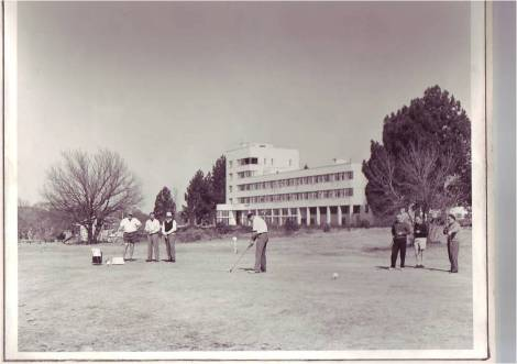 Riviera Hotel - history