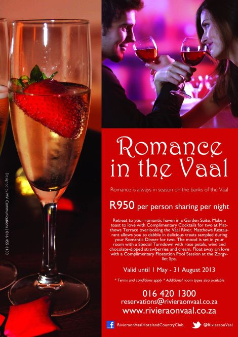 Romance in the Vaal