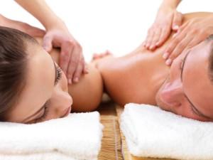 Massage at Zorgvliet Spa