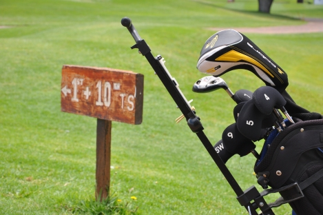 Golf - the perfect family outing