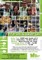 Potjie Day 2014