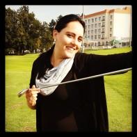 Samantha-Leigh Briel ~ Our Amateur Golfer
